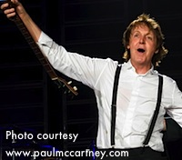 Paul McCartney concert tickets Boston - July 2013