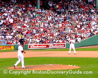 Get the Boston Red Sox home game schedule and tickets here