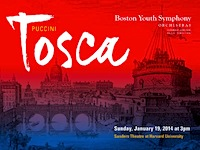 Tosca at Sanders Theatre - BYS