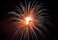Boston's First Night has 2 fireworks displays