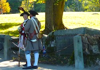 Day trips from Boston to Revolutionary War battle sites in Concord and Lexington