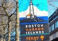 Boston Harbor Islands day trip - photo courtesy D Baron