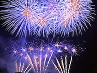 Best places to view Boston fireworks on July 4 Independence Day and New Year's Eve