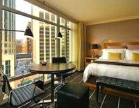 Room in Colonnade Hotel, Boston MA