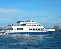 Photo of cruise boat for Historic Boston Harbor sightseeing cruise tour