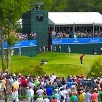 Deutsche Bank Championship Golf in Boston -photo courtesy of Deutsche Bank