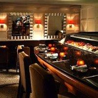 Uni Sushi Bar at Eliot Hotel in Boston