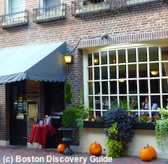Boston Thanksgiving at 75 Chestnut in Beacon Hill