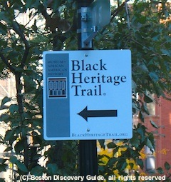 Black Heritage Trail tour in Boston