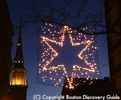 Boston hotel specials for December