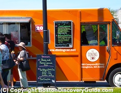The Dining Car - Boston Food Truck