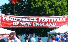 New England Food Truck Festivals in Boston and beyond