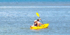 Kayak Eco-Tour in Bermuda