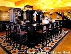 Photo of Solas Irish Pub at Lenox Hotel in Boston's Back Bay
