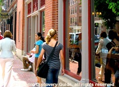 Boston Movie Mile Walking Tour in Beacon Hill