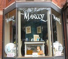 Marcoz Gallery in Boston MA