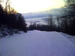 Photo of Magic Mountain Ski area in Vermont