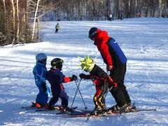 Sugarloaf Mountain, top New England ski area
