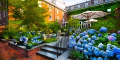 Vanderbilt Grace, luxury hotel in Newport RI