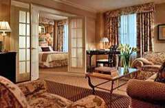 Eliot Hotle Boston - photo of luxury suite