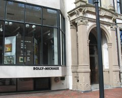 newbury street art galleries include rolly-michaux galleries on dartmouth street in boston