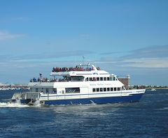 Boston Harbor Cruise Tour