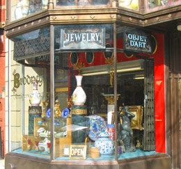newbury st art galleries - brodney antiques