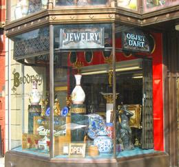 newbury st art galleries - brodney antiques