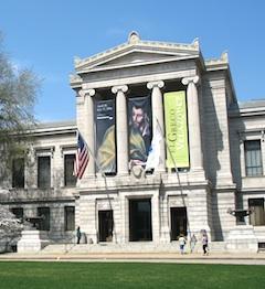 Photo of Boston's Museum of Fine Arts