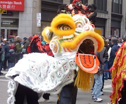 Photo of Lion Dance