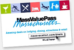 MassValuePass for savings on Boston attractions and restaurants