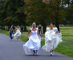 Running of the Brides - Boston event in February and August
