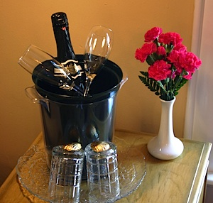 Boston hotels with Valentine's Day special packages