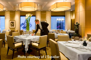 L'Espalier in Boston