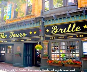 The Fours - Sports bar near Boston's TD Garden