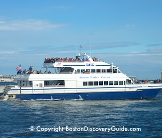 Hilton Boston Downtown/Faneuil Hall Boston is close to Harbor Cruises