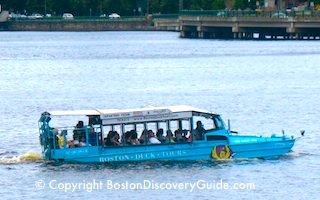 Codzilla - favorite Boston Harbor cruise for teens