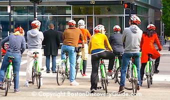 Boston BIke Tours