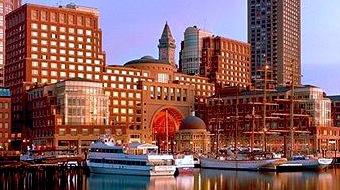 Boston Harbor Hotel in Boston, MA