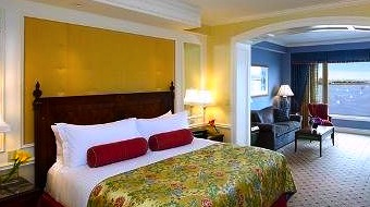 Boston Harbor Hotel - room