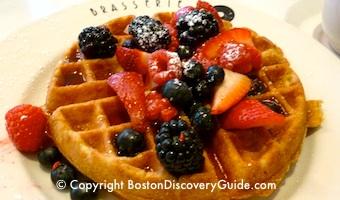 Brasserie Jo - French cuisine near Boston's Symphony Hall