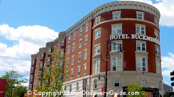 Boston Hotel Buckminster