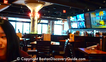 Jerry Remy's restaurant near Boston's Fenway Park