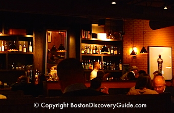 Rendezvous Restaurant in Cambridge MA