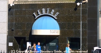 Teatro Restaurant in Boston's Theatre District