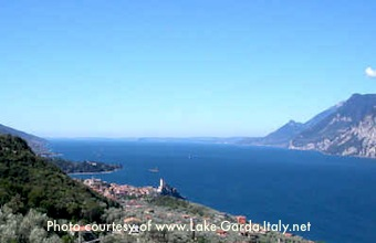 Lake Garda Italy - stunning views