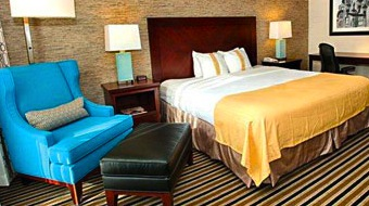 Find out about the Wyndham Hotel Boston near Beacon Hill