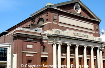 Parking near Boston's Symphony Hall