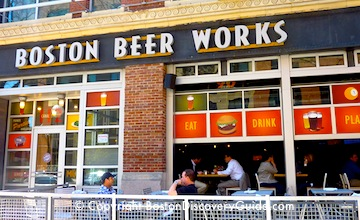 Boston Beer Works - top sports bar near Boston's TD Garden