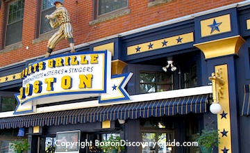 Boston bars near TD Garden - Sports Grille